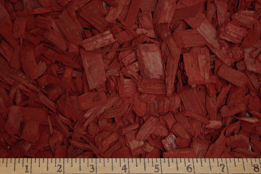 Red Colored Chips