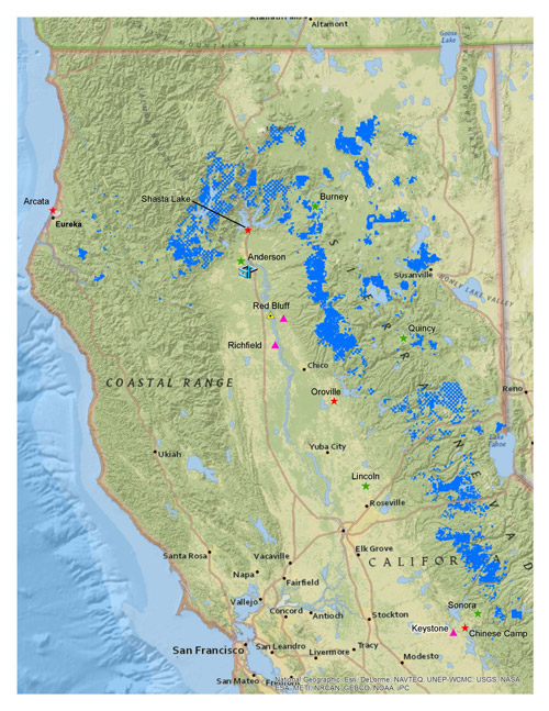 California Land Holdings