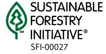 Sustainable Forestry Initiaive – SFI-00027